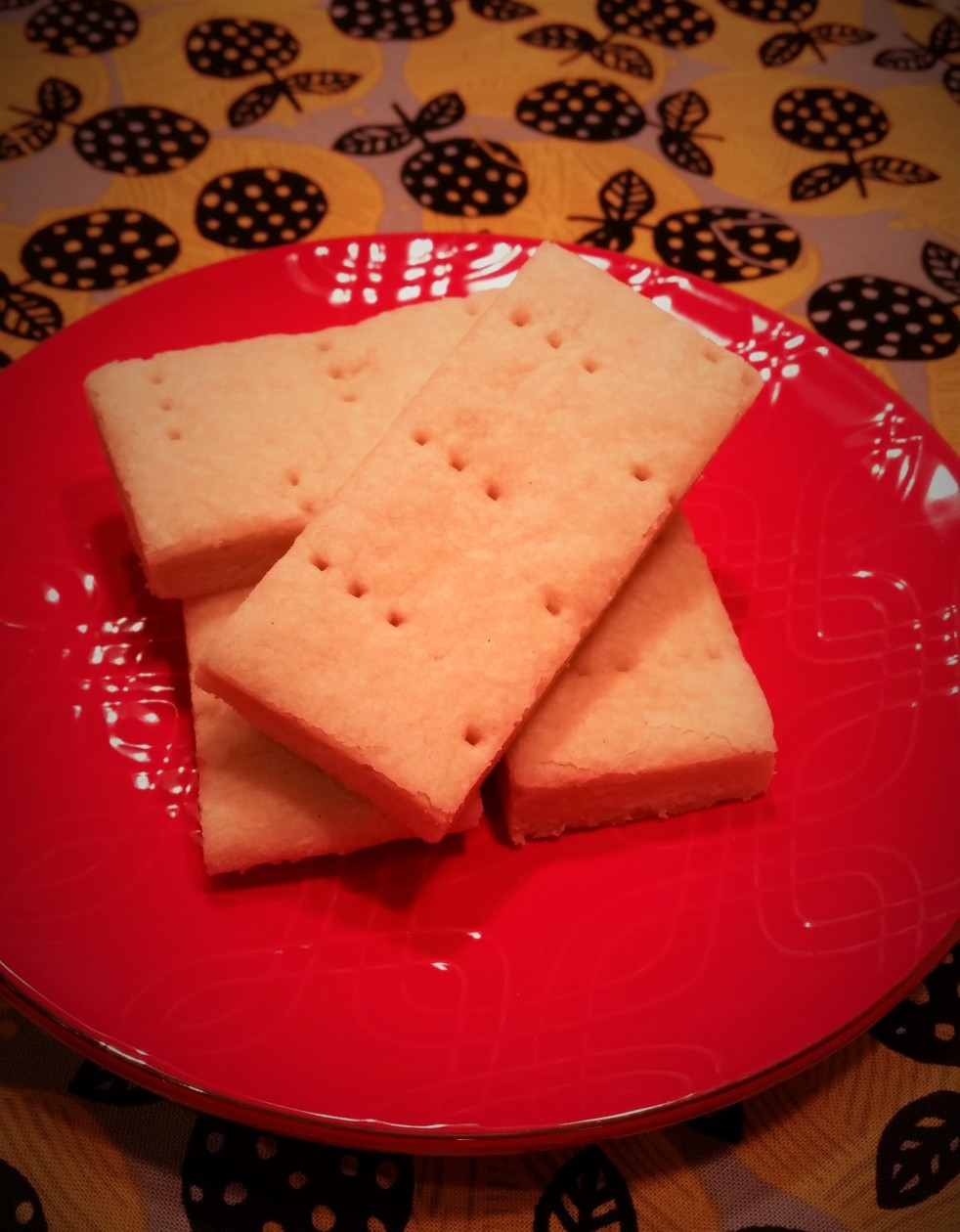 Shortbread Christmas Cookie