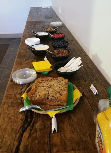 Breakfast Meeting at TransUnion