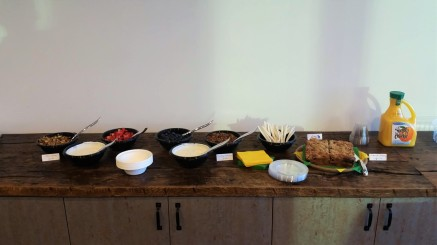 Breakfast Event at TU