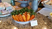 Carrot Croissants