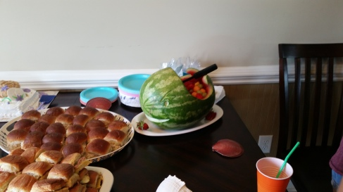 Whale Fruit bowl
