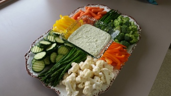 Seasonal Vegetable Tray