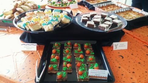 Spooky Treats for Children's Halloween Party