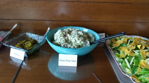 Classic Potato Salad, delicious with any lunch.